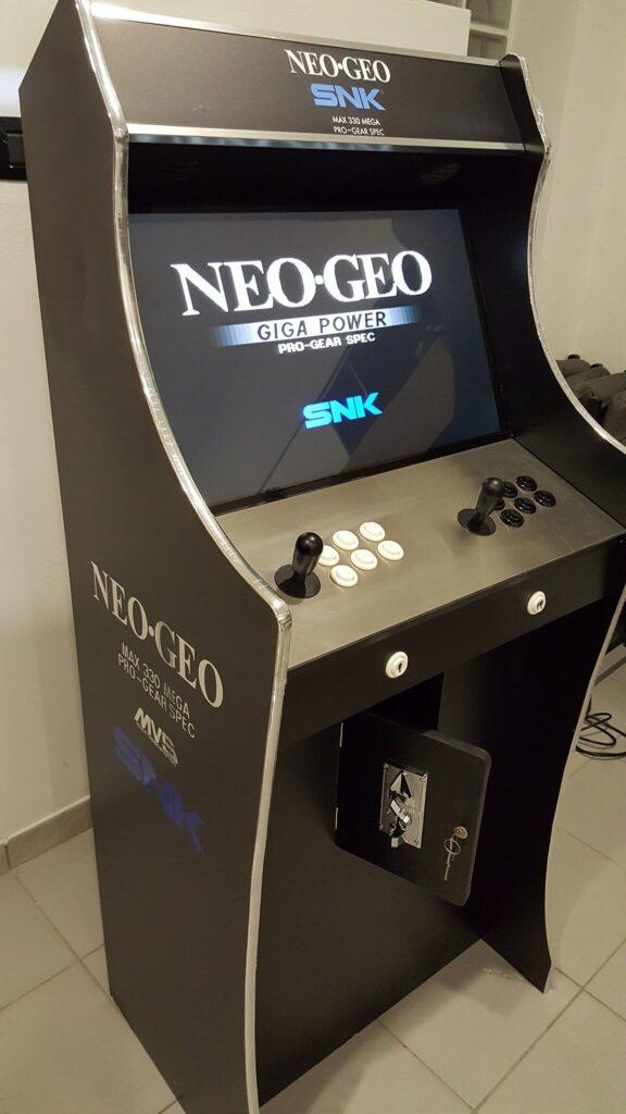 Neo geo model